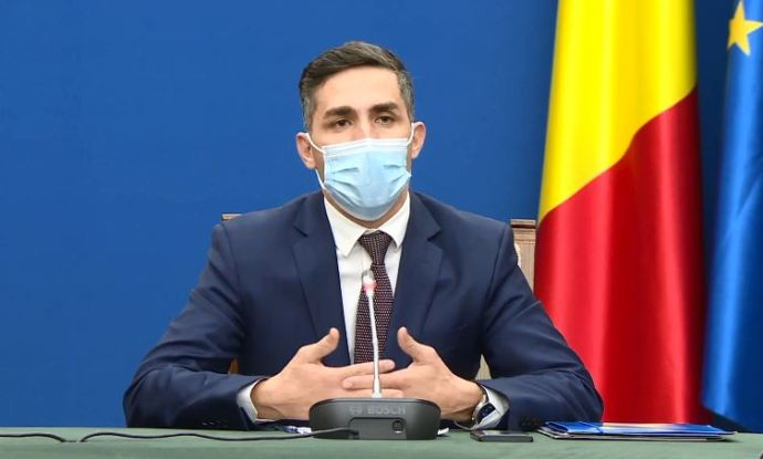 Gheorghițã: minden korosztály esetében folytatódik az oltás az AstraZeneca vakcinájával
