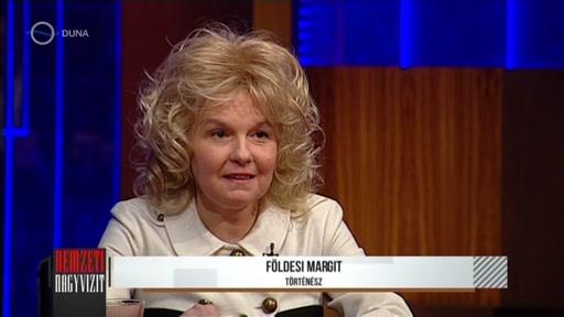 Elhunyt Földesi Margit történész, újságíró