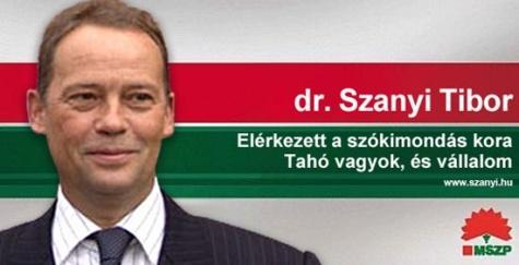 """Szanyi szerint a Jobbik szavazói """"intellektuálisan elmaradott"""" emberek"""