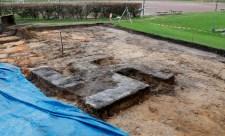 Egy óriás horogkeresztet találtak a föld alatt – de meg fogják semmisíteni