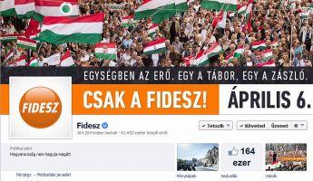 Internetes kampány: óriási áttörést ért el a Fidesz