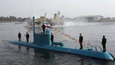 Irán: Az új hazai gyártmányú tengeralattjárót az Ománi tengerre szánják