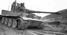 A Tigris nehézharckocsi a Magyar Királyi Honvédség állományában is halálos fegyvernek is bizonyult