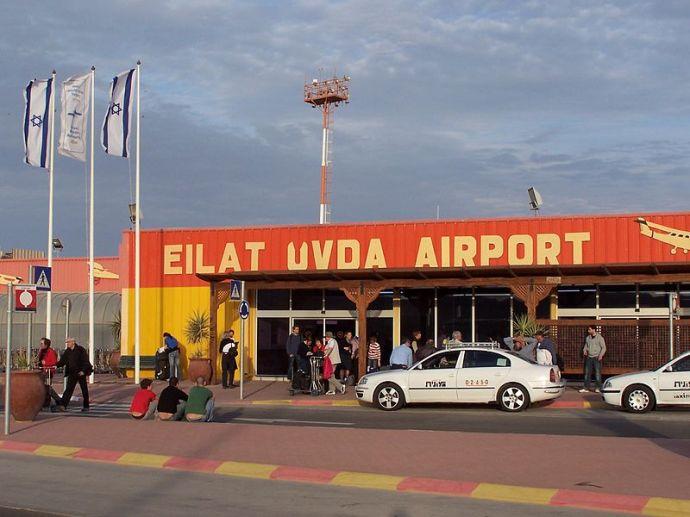 A palesztin rakétázás miatt Izrael a Negev sivatagba helyezte át a nemzetközi légi járatok le- és felszállását