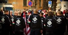 Országos rendőrségi akciók a Légió Hungária ellen az Auróra Klubnál történtek miatt