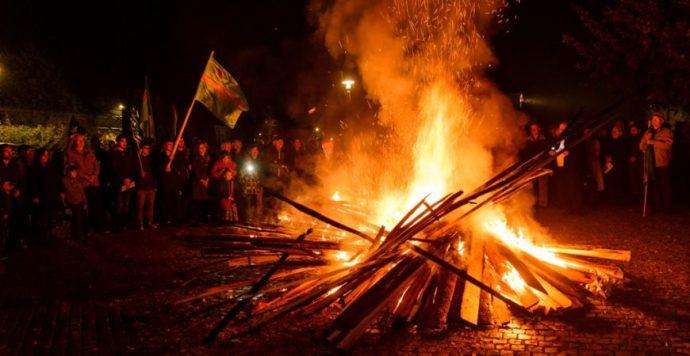 Brüsszelnek üzentek a székelyföldi őrtüzek mellől