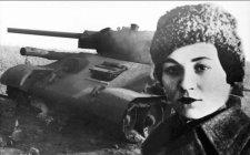 Megtakarításain vásárolt T-34-essel indult bosszúhadjáratra a szovjet özvegyasszony