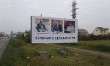 Megtalálták a magyarellenes plakátok feltételezett megrendelőjét Kárpátalján