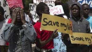 Szentföldi püspökök: ne utasítsák ki az eritreai és szudáni menekülteket