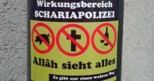 Önjelölt muszlim rendőröket ítéltek el Németországban