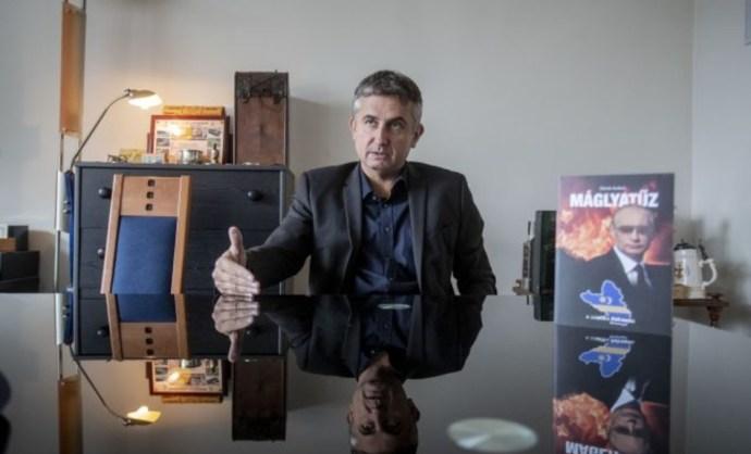 A Máglyatűz szerzője: az oroszok játékszerévé teheti a Kárpát-medencét az erdélyi magyarság elnyomása