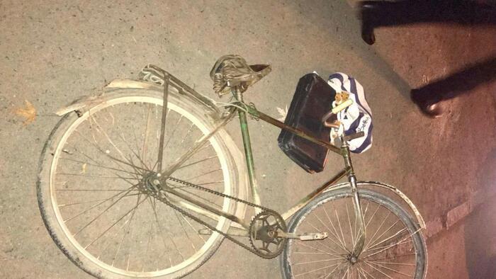 Kerékpárost ütött el egy részeg sofőr Ungváron