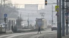 A közlekedés helyett most a fűtés miatt van szmog Budapesten