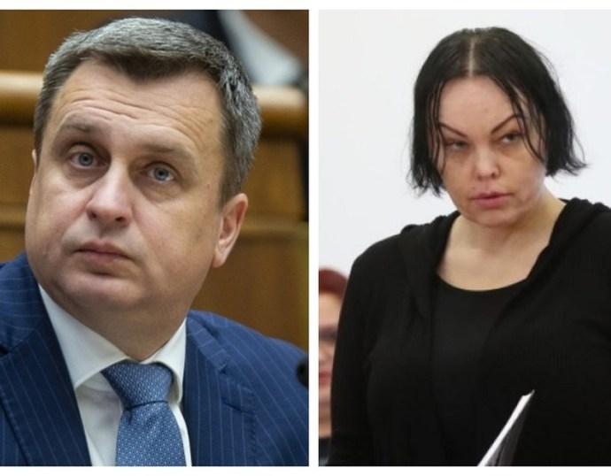 HANGFELVÉTEL: Így szextelefonált Danko Zsuzsovával