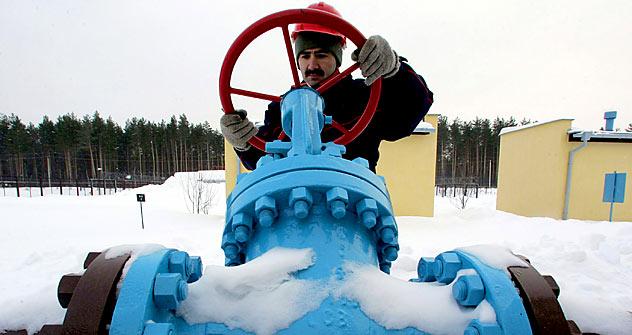 Az oroszok elzárják a gázcsapokat