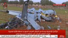 Felfegyverzett török drón lőttek le a szír katonák