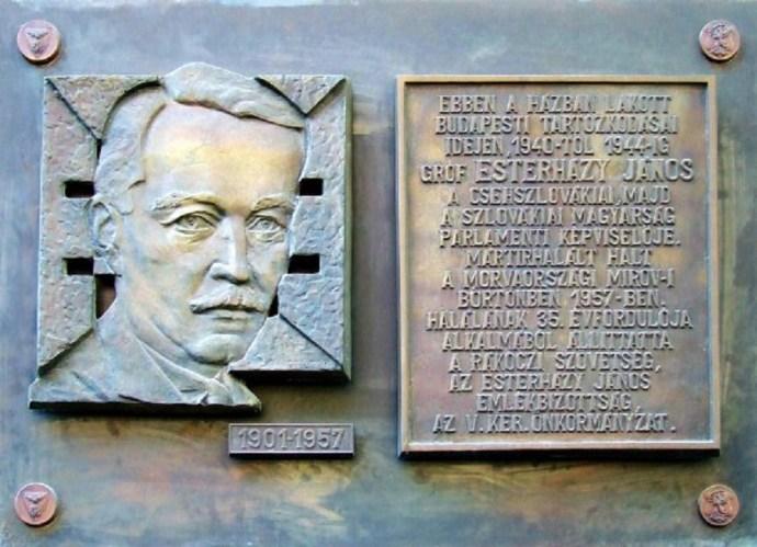 Kiemelt programok Isten szolgája Esterházy János születésének 120. évfordulója kapcsán