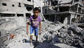 Izrael: példátlan, hogy hat ENSZ-iskolát is kilőttek