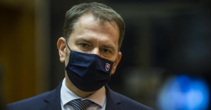 A súlyos szlovákiai járványhelyzet is téma volt az uniós vezetők csúcstalálkozóján. Matovič segítséget kért