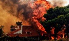 Görög erdőtüzek – Családok haltak meg a lángokban, mindössze harminc méterre a tengertől