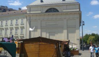 Sufni-hangulat Budapest Belvárosában