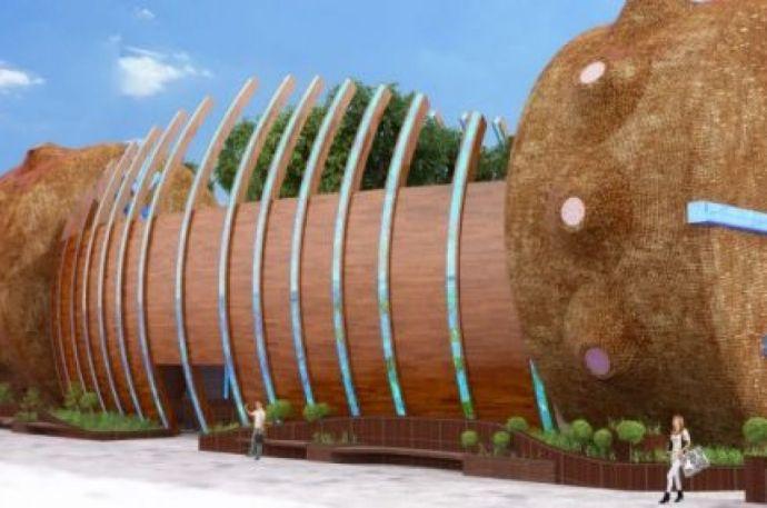Milánói expo: elhatárolódnak a pavilon tervezői
