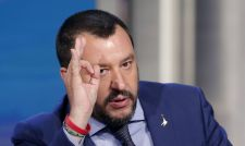 """Salvini a migrációról: """"Olaszország már teljesített, megértettétek?"""""""