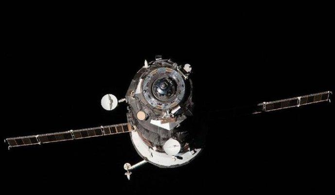A Progress M-24M-t űrhajók temetőjébe indították