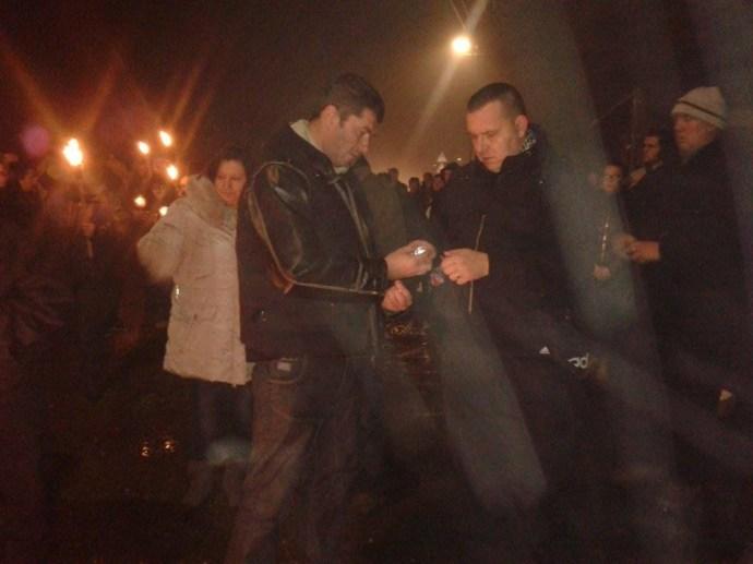 Villámtüntetés lesz Pilisen a polgárőr meggyilkolása miatt