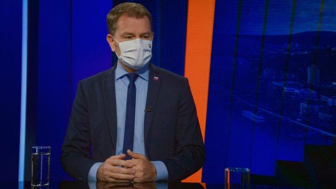 Matovič: Vagy az ország lezárása, vagy közösen cselekszünk annak érdekében, hogy ezt elkerüljük