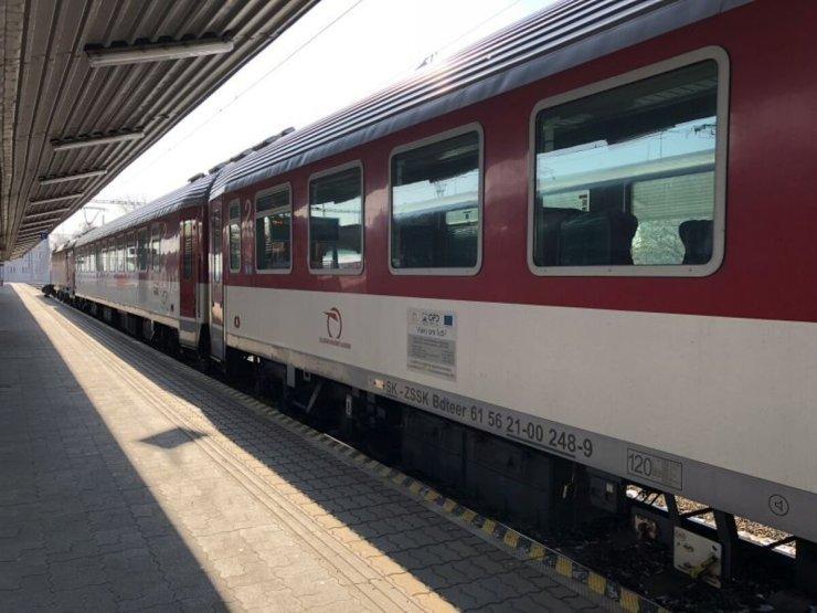 A Szlovák Vasúttársaság június 18-tól indítja útjára a Splitbe közlekedő nyári járatát