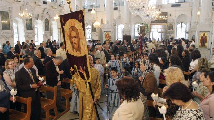 """A szíriai keresztények valódi véleménye """"nyugati megmentőikről"""""""