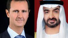 Az Emirátusok támogatásáról biztosította Szíriát