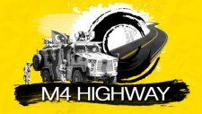 Török támogatású dzsihádisták elfoglalnák az M4 országút szakaszait