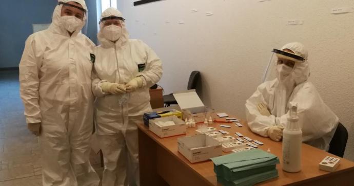 Érsekújvári járás: Többségben azok a települések, ahol nem találtak koronavírus fertőzöttet