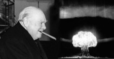 Churchillnek a drezdai tömeggyilkosság nem volt elég, Moszkva ellen már atomcsapást akart