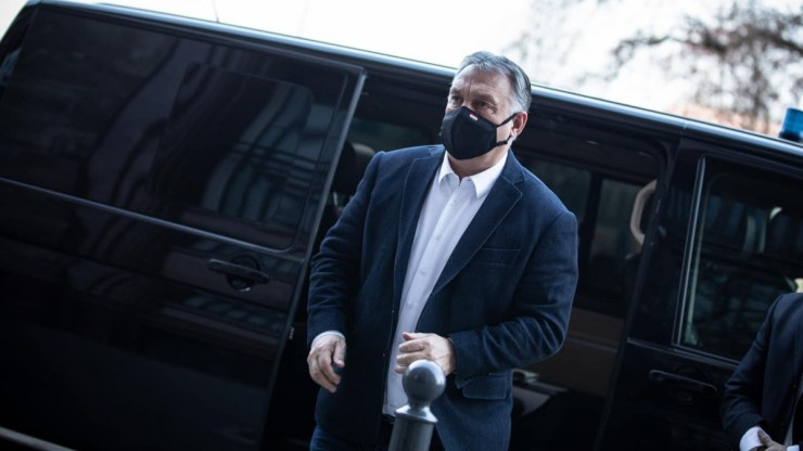 Bejelentésekkel készül Orbán Viktor