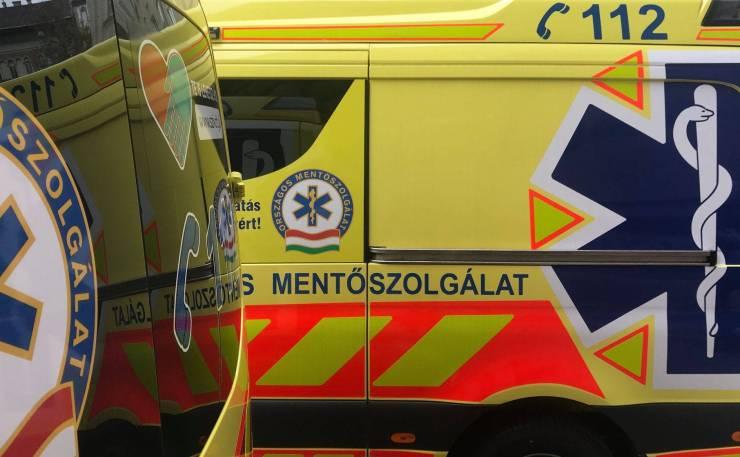 Testkamerát kapnak a mentősök, a debreceni dolgozók tesztelhetik majd elsőként