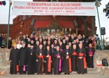Az európai püspökök minszki találkozójának zárónyilatkozata