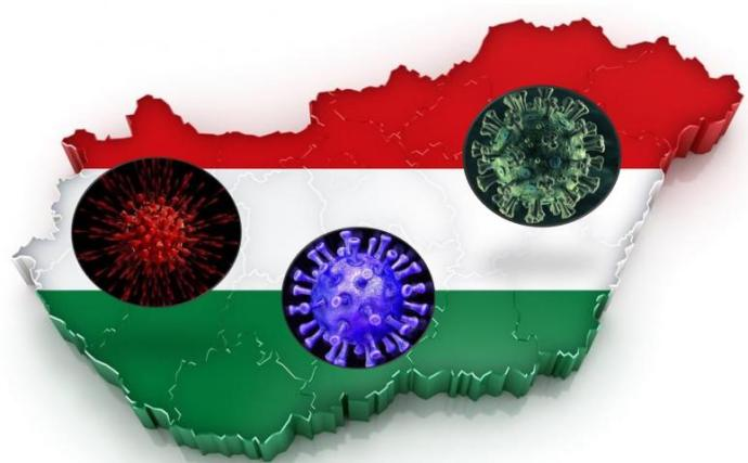 Meghalt 102 beteg, 2855-tel nőtt a fertőzöttek száma Magyarországon