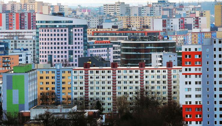 Pozsonyban a legdrágább a lakhatás az EU-ban