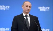 Putyin: Oroszország az elrettentés elméletének atavizmusával áll szemben