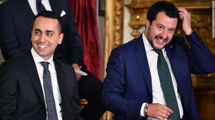 Az olasz belügyminiszter: Az EU-val tárgyalok, de a véleményem szilárd a migrációval kapcsolatban