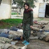 Egy asszír lány öt dzsihadistával végzet, akik megpróbálták elrabolni