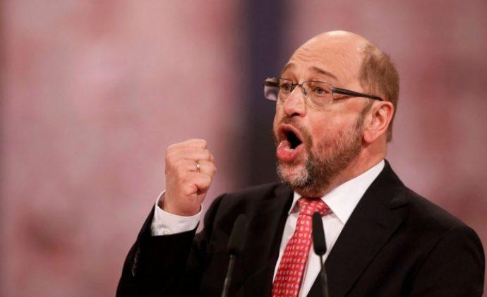 Schulz: Európai Egyesült Államokat akarunk. Akinek nem tetszik, távozhat