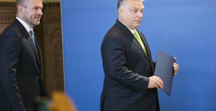 A magyar valóságot nem ismerő szlovák tollnok Orbánnal riogatja olvasóit
