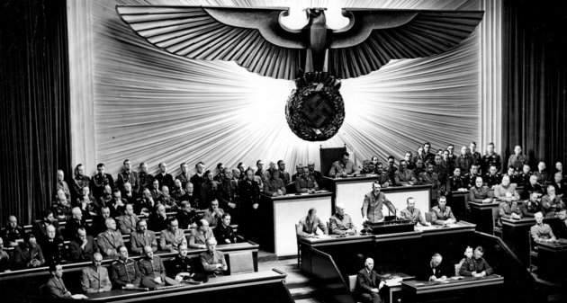 A nácik propagandacélú formatervezéséről nyilik kiállítás Hollandiában