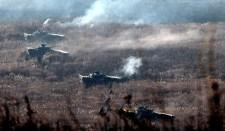 Az orosz védelmi tárca nagyszabású gyakorlatot kezd az ország déli részén