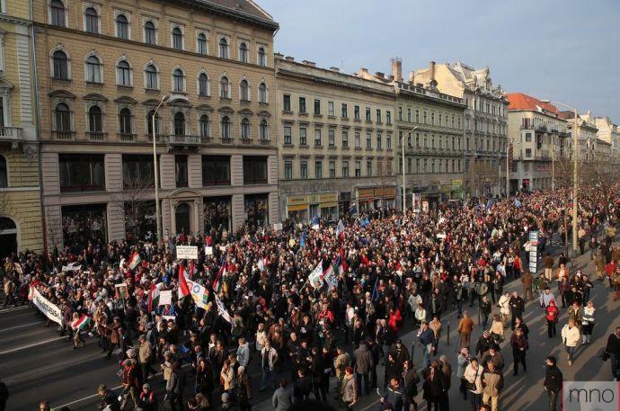 Mit kíván a magyar civil?