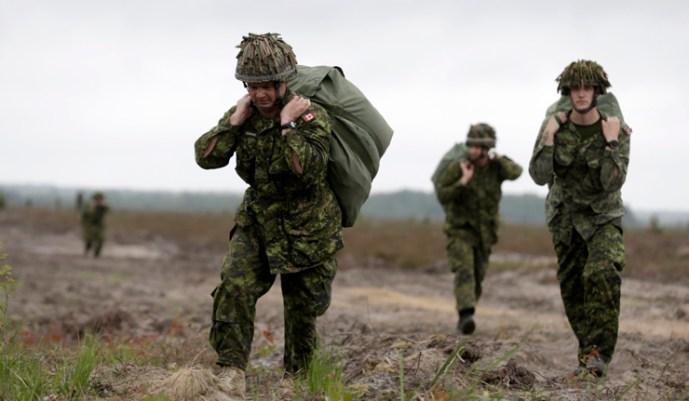 Ukrajnában hadgyakorlat zajlik